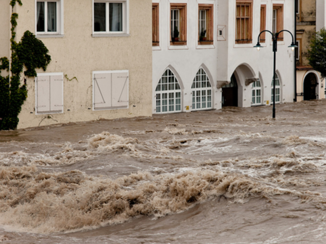 Protect your property and your savings in case of a flood